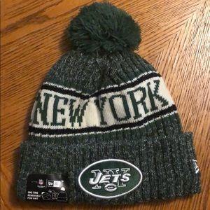 Jets NWT New Era NFL Jets Knit Cap
